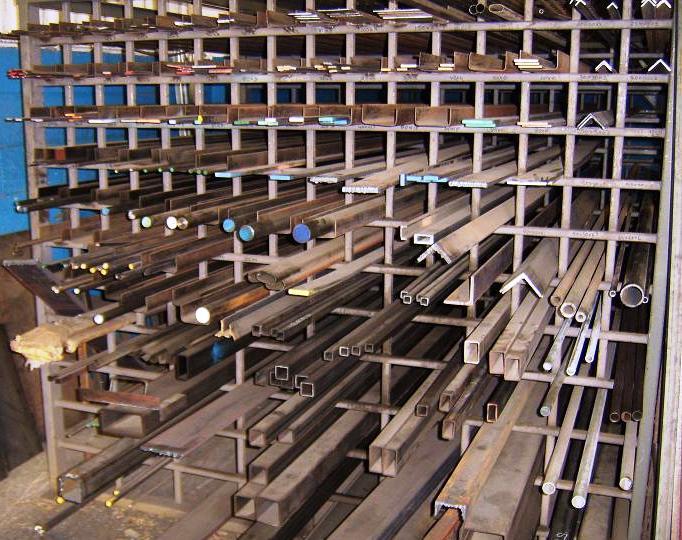 Steel Rack 768576